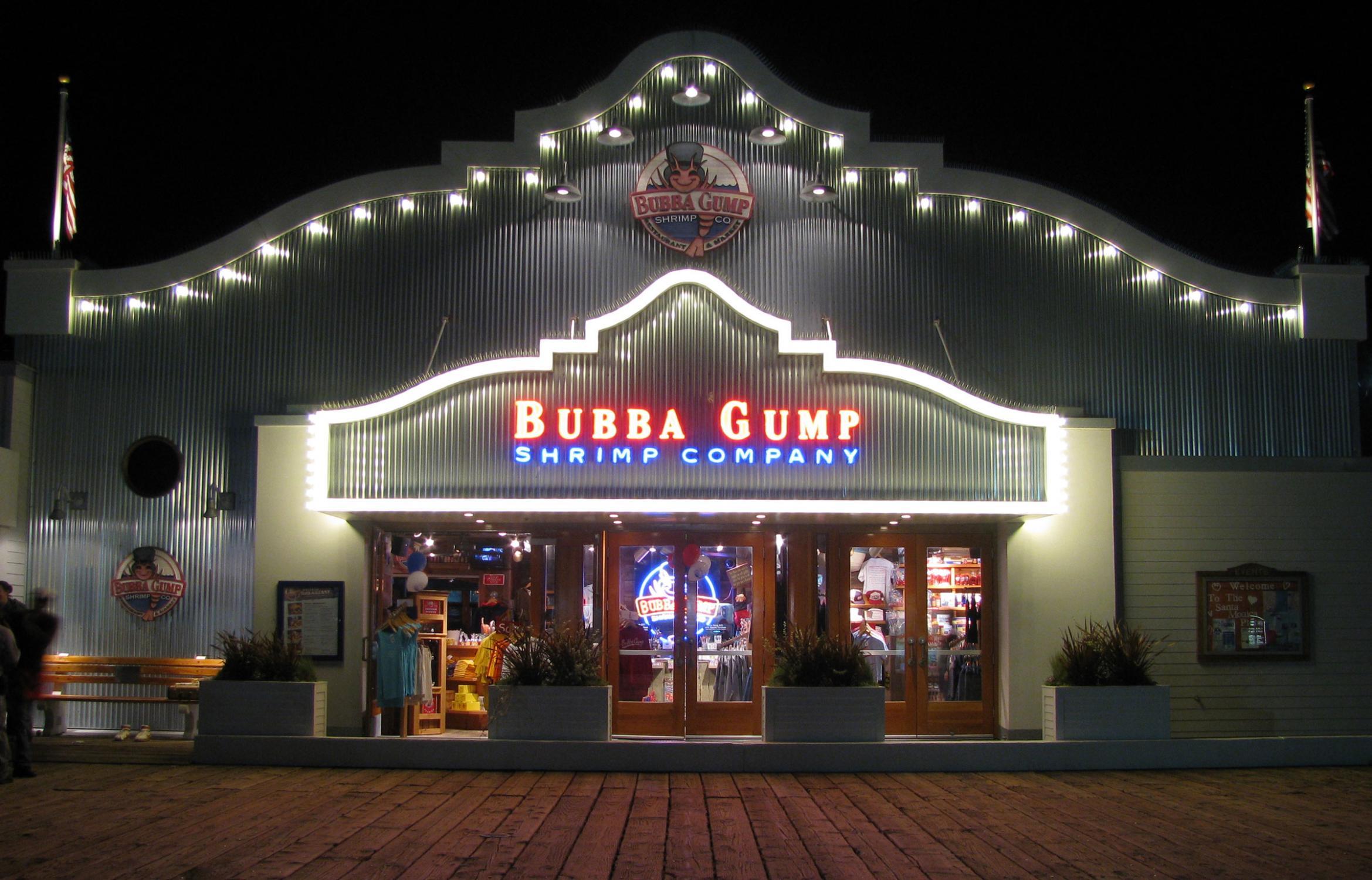 Bubba Gump Shrimp Howard Laks Architects